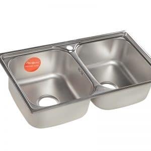 Кухонная мойка PL 7542 матовая