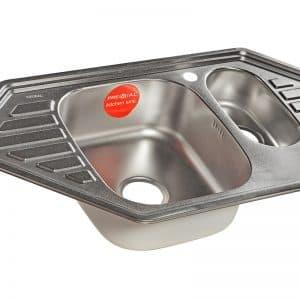 Кухонная мойка PL 9550C матовая